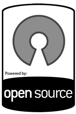 Powered by Open Source Software